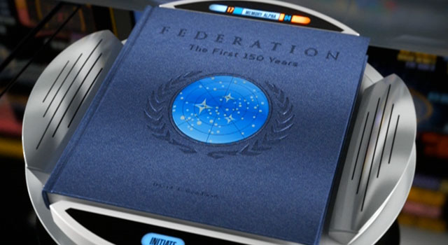 "EXCLUSIVE: ""Star Trek: Federation - The First 150 Years"" Images and Video"