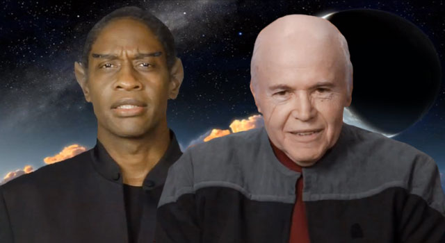 WATCH: Tim Russ &amp; Walter Koenig Discuss the Star Trek: Renegades Web Series