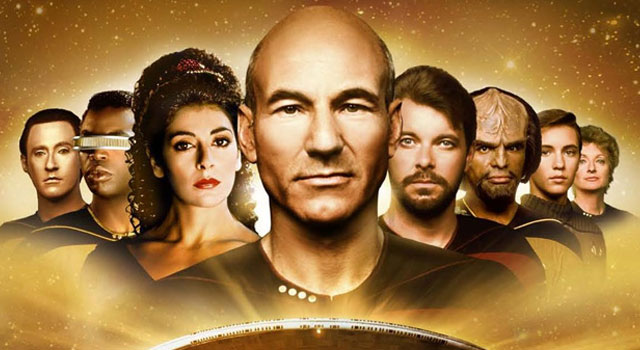 Star Trek TNG Season 2 Theater Event
