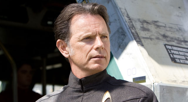 Bruce Greenwood Explains the Lack of &quot;Star Trek Into Darkness&quot; Info