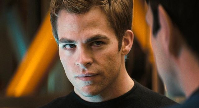 Chris Pine Talks the Pressures of Star Trek Into Darkness
