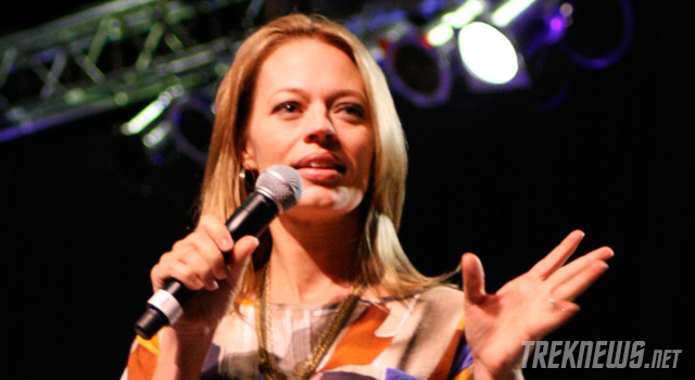 Jeri Ryan, Brent Spiner, Michael Dorn & More Added to Creation's 2013 Las Vegas Star Trek Convention