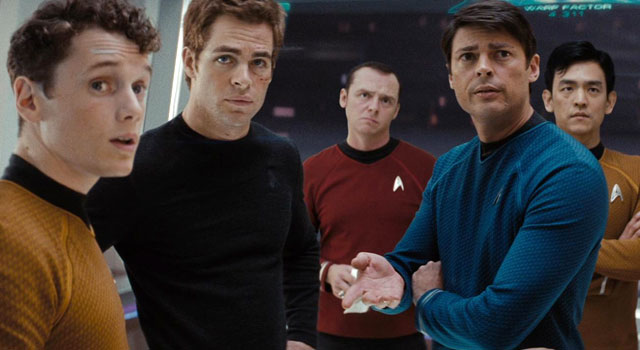 Official Star Trek: Into Darkness Synopsis Revealed