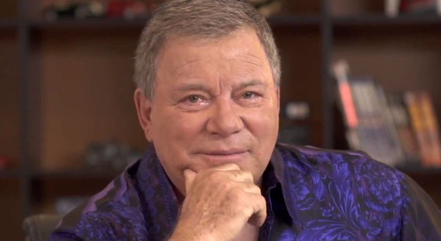"William Shatner Launches First iPhone App, ""Shatoetry"""
