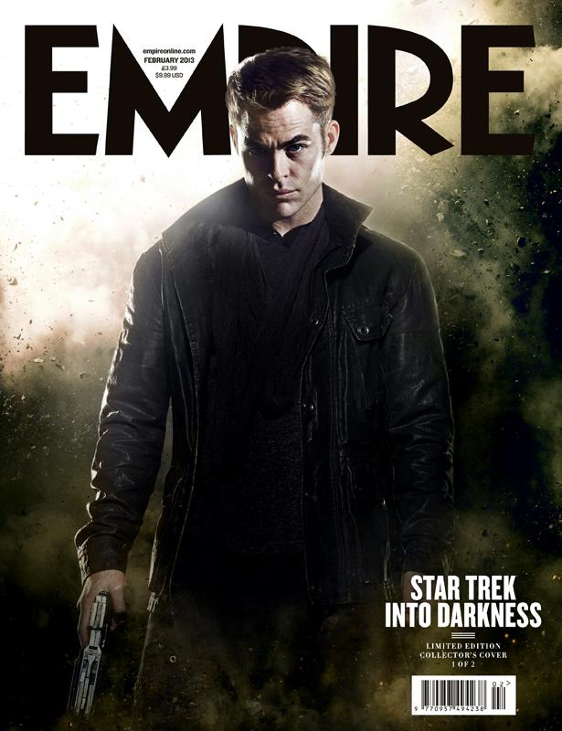 STAR TREK INTO DARKNESS - Empire Magazine