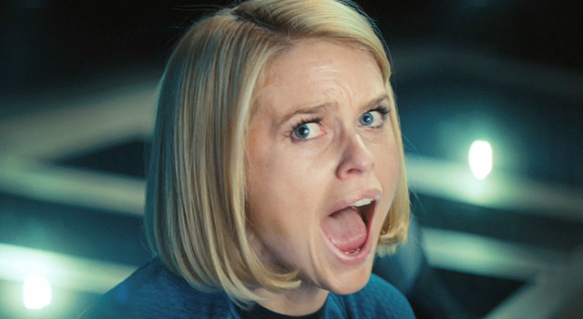 SPOILER: Alice Eve's STAR TREK INTO DARKNESS Character Revealed