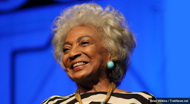 Happy 80th Birthday, Nichelle Nichols