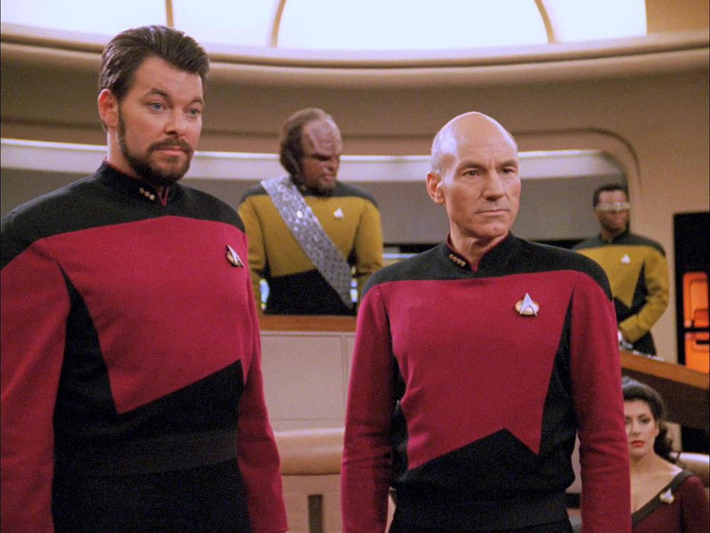 Star Trek: TNG Season 3 on Blu-ray