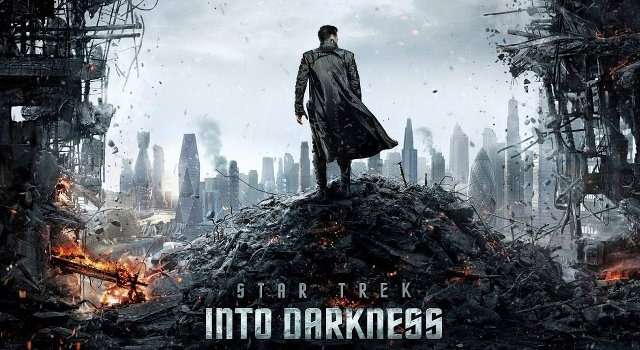 First Star Trek Into Darkness Poster Released + Official Website Launched