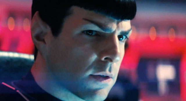 WATCH: Second Teaser Trailer for STAR TREK INTO DARKNESS [UPDATED]