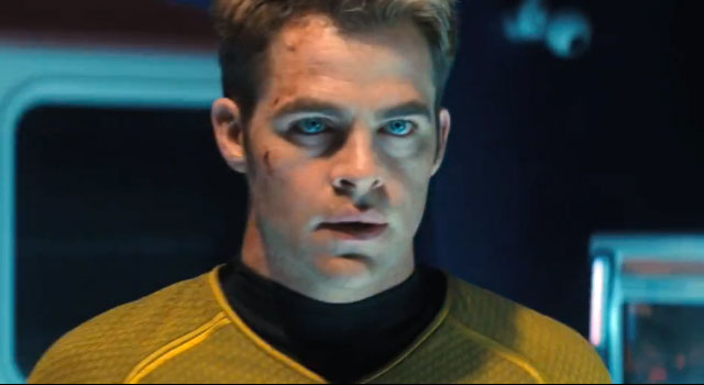 WATCH: First Star Trek Into Darkness Trailer