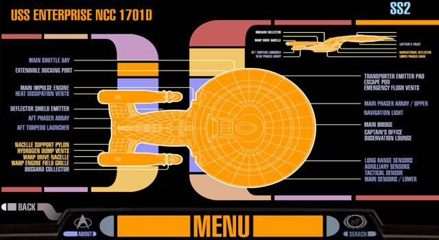 Star Trek PADD App Updated to Version 2 -- Now Available for iPhone and iPod Touch