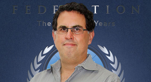 "EXCLUSIVE: Interview With ""Star Trek Federation: The First 150 Years"" Author David Goodman"