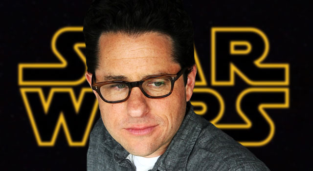 J.J. Abrams To Direct Star Wars 7