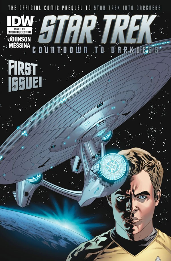 Star Trek: Countdown to Darkness #1 - Enterprise Edition