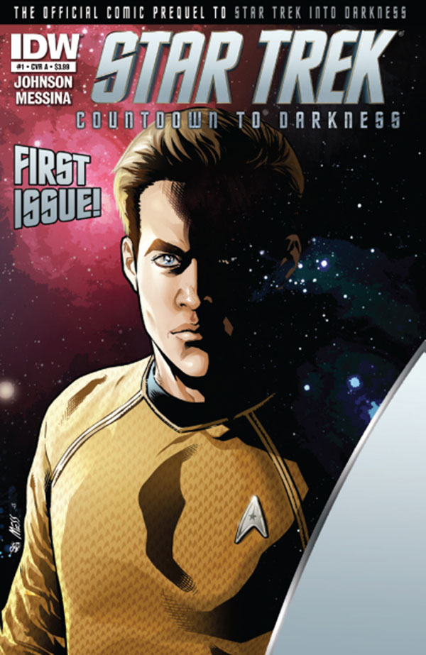 Star Trek: Countdown to Darkness #1 - Standard Edition