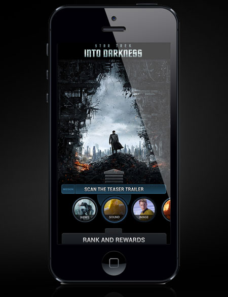 Star Trek Into Darkness iPhone App