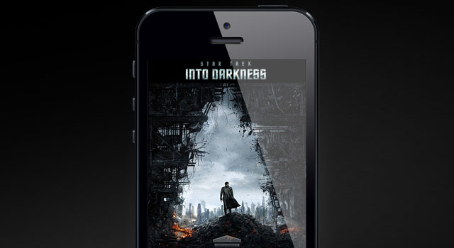 STAR TREK INTO DARKNESS iPhone App On The Way From Qualcomm