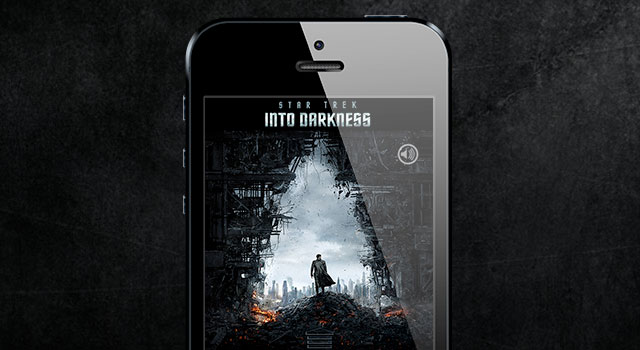STAR TREK INTO DARKNESS Mobile App Launches — Exclusive Content To Be Revealed