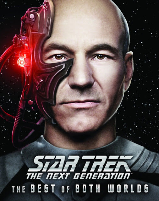 Star Trek: The next Generation - Season 3 cover art