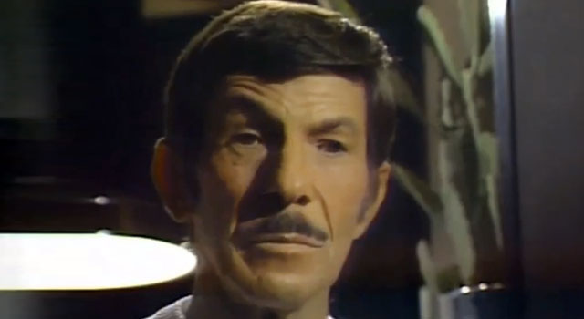 WATCH: Leonard Nimoy Introduces the Playstation 4