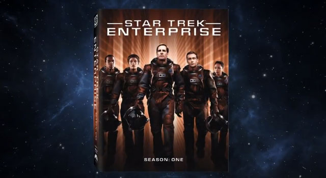 WATCH: Official Trailer for the Complete First Season of 'Star Trek Enterprise' on Blu-ray