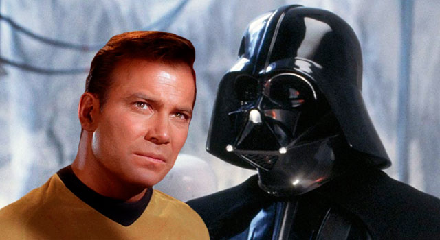 Star Trek vs. Star Wars [INFOGRAPHIC]
