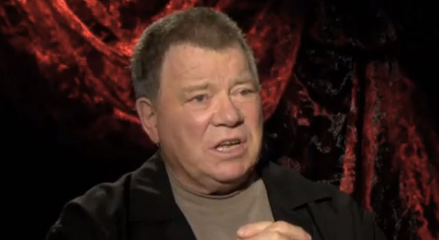 William Shatner Says J.J. Abrams Is Being A Pig