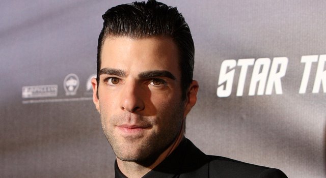 Zachary Quinto Talks A Darker &#039;Star Trek,&#039; J.J. Abrams Decision to Direct &#039;Star Wars&#039; and More