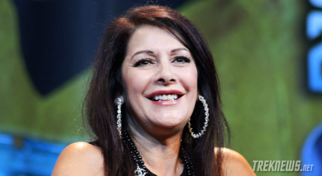 Marina Sirtis Lands Role on 'NCIS'