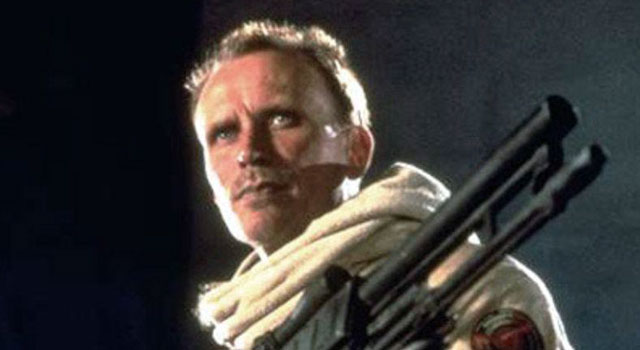 Peter Weller's STAR TREK INTO DARKNESS Character Revealed