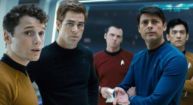 'Into Darkness' Producer Talks Star Trek's 50th Anniversary in 2016