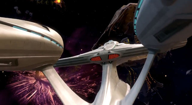 Star Trek: The Video Game Available Today + See &#039;New Vulcan&#039; In Special Launch Trailer