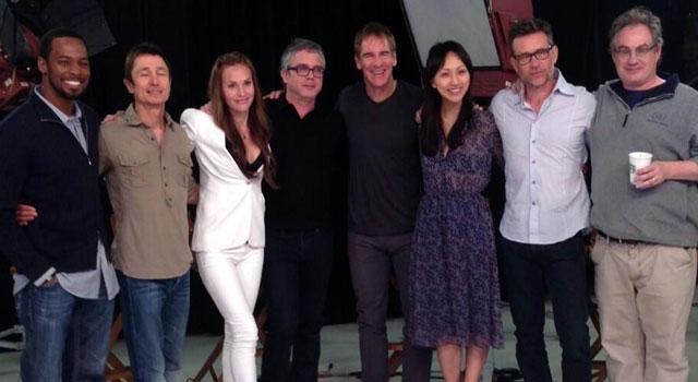 Enterprise Cast Reunites To Film Blu-ray Season 2 Bonus Features