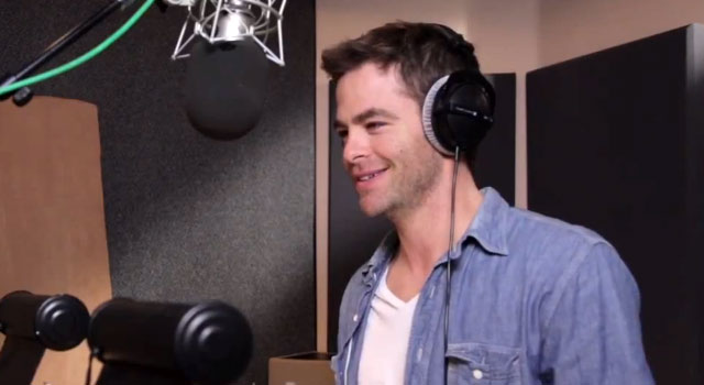 WATCH: Behind-The-Scenes Look At The Voice Recording Sessions For 'Star Trek: The Video Game'