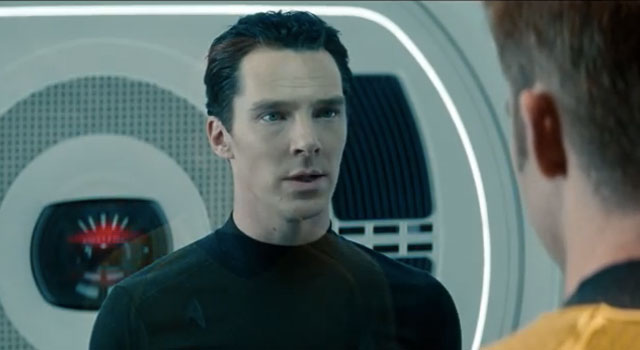 WATCH: Kirk Confronts Harrison In New STAR TREK INTO DARKNESS Clip
