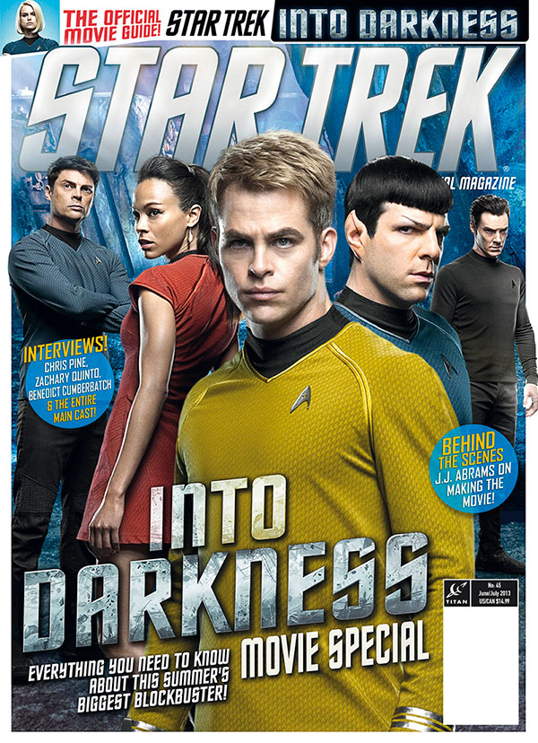 Star Trek Magazine - June/July 2013