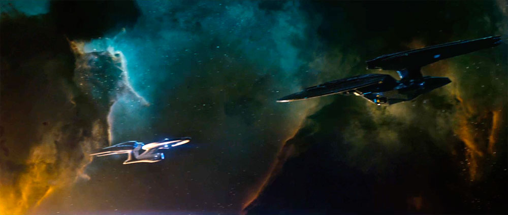 Ships face-off
