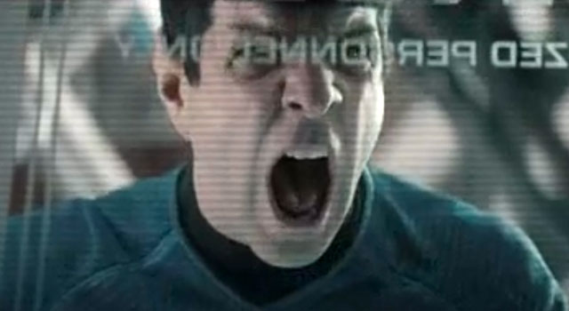 WATCH: Viral Trailer For STAR TREK INTO DARKNESS Looks At Spock's Inner Turmoil
