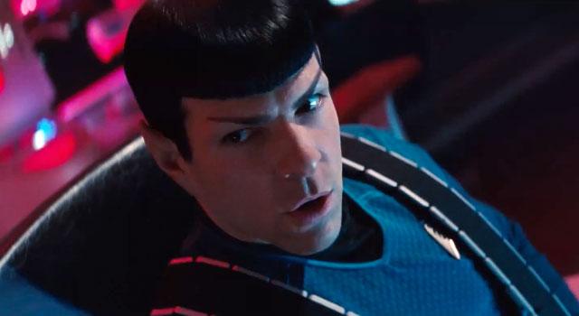 WATCH: 3 New STAR TREK INTO DARKNESS TV Spots