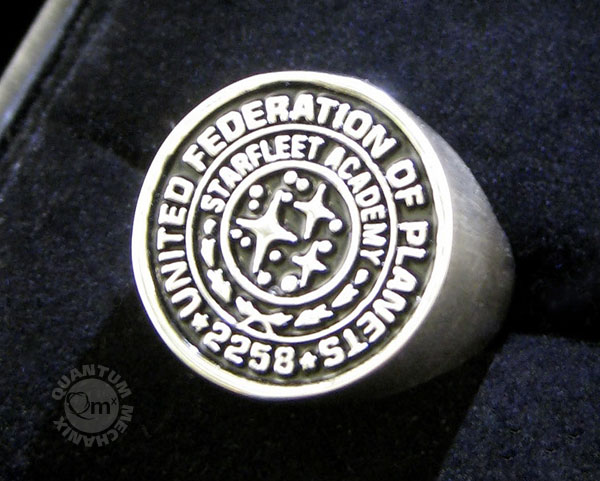 Starfleet Academy class ring