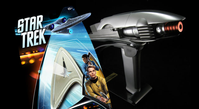 Screen-Authentic &#039;Star Trek Into Darkness&#039; Props Coming From QMx