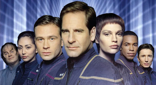 'Enterprise' Season 2 on Blu-ray Gets A Release Date and Revised Cover Art