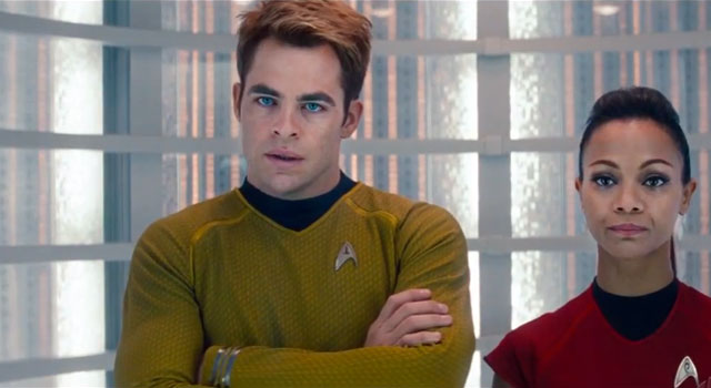 "WATCH: ""Ears Burning"" STAR TREK INTO DARKNESS Clip"