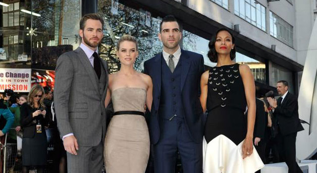 STAR TREK INTO DARKNESS Hollywood Premiere Photos