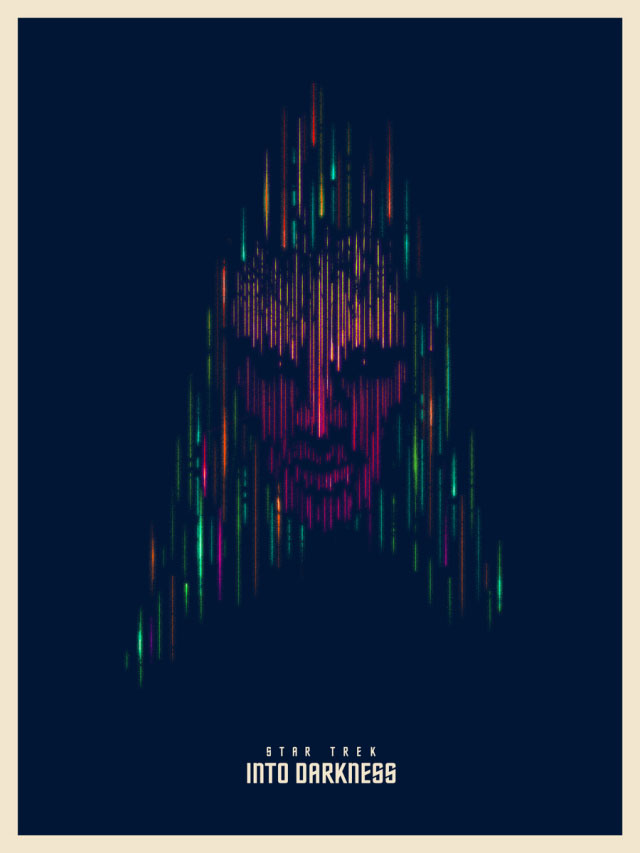 Star Trek Into Darkness by Adam Rabalais