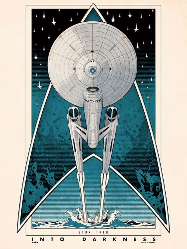 Star Trek Into Darkness by Matt Ferguson