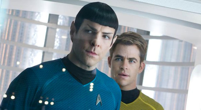 STAR TREK INTO DARKNESS 2D and 3D Release Moved Up