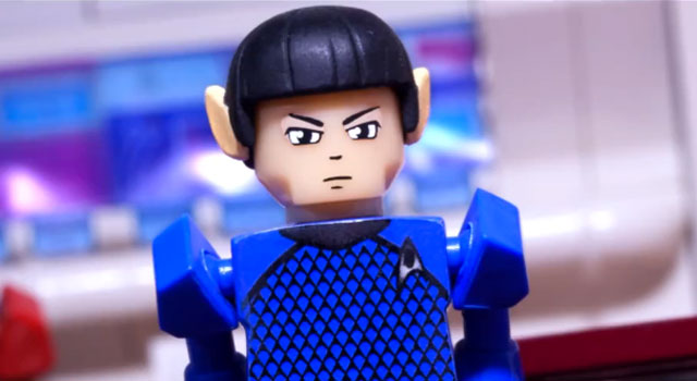 "WATCH: KRE-O's ""Star Trek Into Blockiness"""