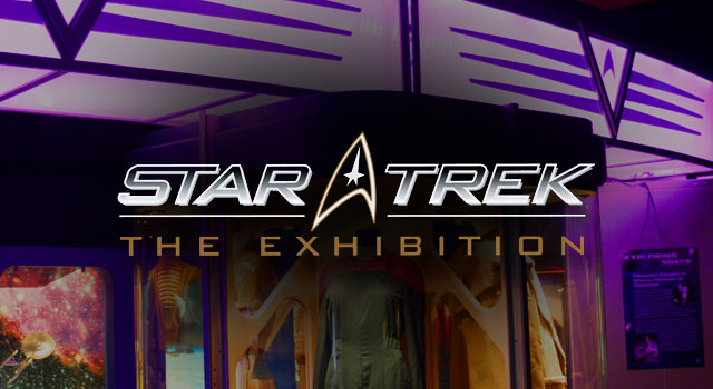 Star Trek: The Exhibition Launches Summer Fair Tour
